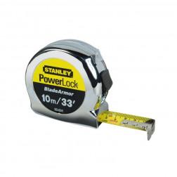 Huincha Medir  10mt Powerlock 33463 Stanley