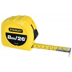 Huincha Medir  8mt Global 30456 Stanley