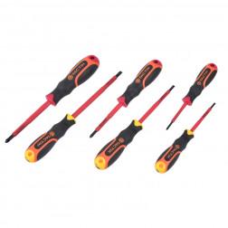 Destornillador Juego 6pzas N205601 Tactix
