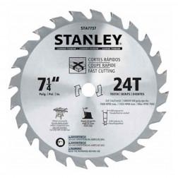 Disco Sierra 71/4 24dtes Stanley