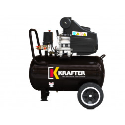 COMPRESOR 2.5HP 50LT+KIT KRAFTER  EMARESA
