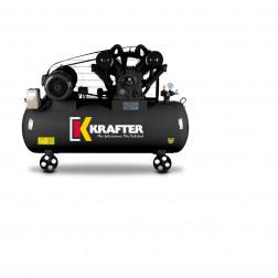 Compresor 10hp 300lt 380v Ack300 Krafter