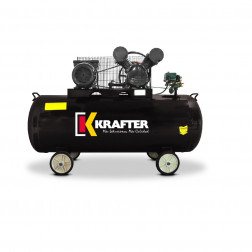 Compresor  3hp 300lts 220v Krafter