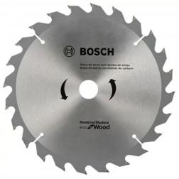 Disco Sierra 71/4'' 24dtes Bosch