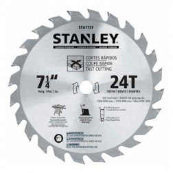 DISCO SIERRA 71/4 40DTES STANLEY