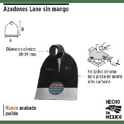 AZADON S/MANGO N1 1.6LBS AL-1 TRUPER