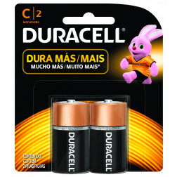 Pila C 2un Duracell