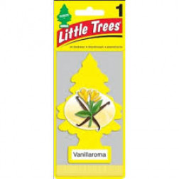 Aromatizador Pino Vanilla Little Trees