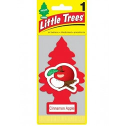 Aromatizador Pino Manzana Little Trees
