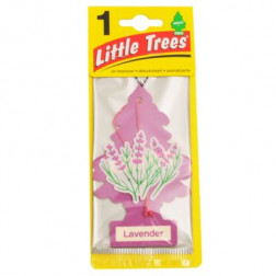 Aromatizador Pino Lavanda Little Trees
