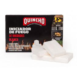 Pastilla Encender 32un Blanca Quincho