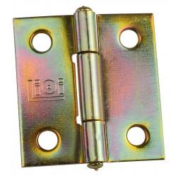 Bisagra 1 1/2 L38 Ace Zinc C/t 2un Lioi