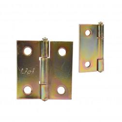 Bisagra 2 1/2 L38 Ace Zinc C/t 2un Lioi