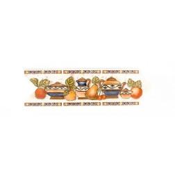 Listel 8x25 4un Cocina Clasica Decoralia