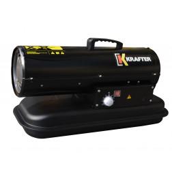 Turbo Calefactor 20kw Diesel Td20 Krafter