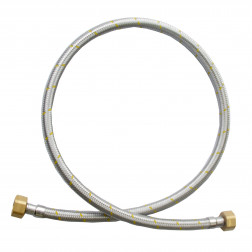 FLEXIBLE GAS HI-HI 1/2*1/2 0.60CM STRETTO