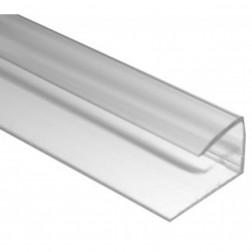 Cubrezocalo 4-6mm*2.10mt Transp.