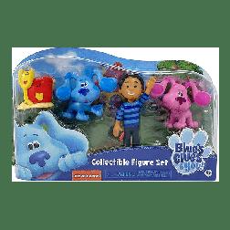 Figuras Set Pistas De Blue