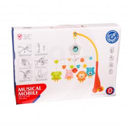 Movil Musical P/cuna Bighouse