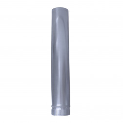 Tubo Liso Galv. 4 3/4 X 0.8mm