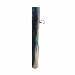Tubo Tiraje Galv. 4 3/4 X 0.8mm