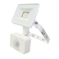 Reflector Led 10w 6500k Blanco C/sensor Vkb