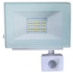 Reflector Led 20w 6500k Blanco C/sensor Vkb