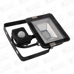Reflector Led  10w C/sensor 6500k Ip65 Vkb