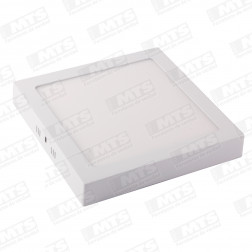 PANEL LED  18W CUADRADO SOBREP 4000K VKB