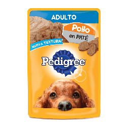 ALIMENTO PERRO 100GR ADULTO POLLO  PEDIGREE