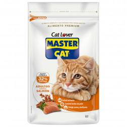 ALIMENTO GATO 500GR ADULTO SALMON MASTER CAT