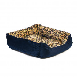 CAMA MASCOTA 48CM ANIMAL PRINT BIGHOUSE