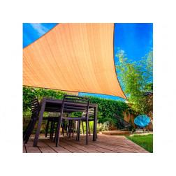 Malla Raschel Vela Decorativa Triangular 5*5 Mochato