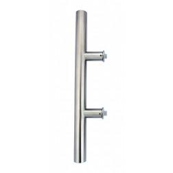 Tirador P/puerta Ac.inox 30cm Thor Recto Yale