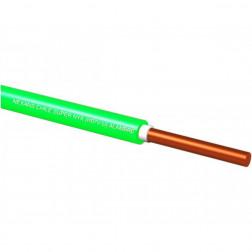 Alambre Nya 2.5mm 100mt Verde