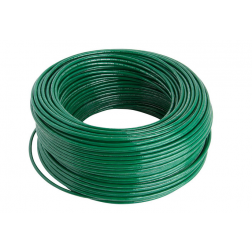 Cable Thhn N 10 Verde Rollo 100mt