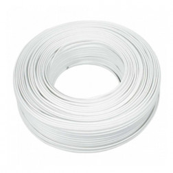 Cable Paralelo 2*20 Blanco X Mt
