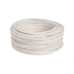 Cable Libre Halogeno 2.5mm 50mt Blanco