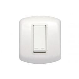 Interruptor Sobrep 9/12 10a Bco Cal1100bn Bticino