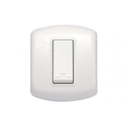 Interruptor Sobrep Timbre 10a Bco Cal1102bn Bticino