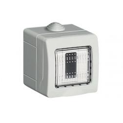 Caja 1modulo 70x82 66mmv C255017 Bticino