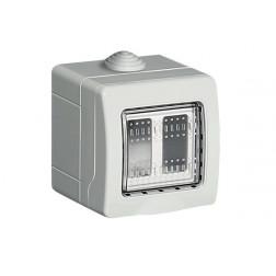 Caja Para 2mod 70x82x66mm C-25502-p Bticino