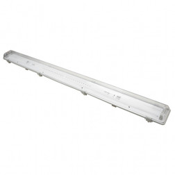 EQUIPO ESTANCO LED 2*20W C/TUBO 6500K VKB