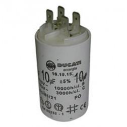 Condensador Perm Ducati 25mfd 450v
