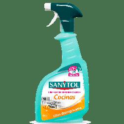 Desinfectante 500ml Cocina Sanytol