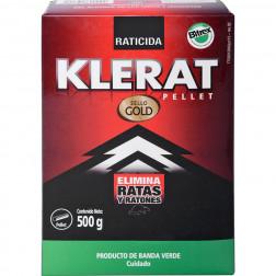 RATICIDA PELLET 500 GR KLERAT