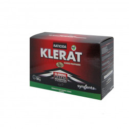 Raticida Bloque 500gr Klerat