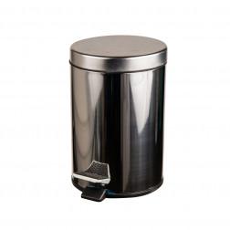 Basurero 3.0lt Acero Inox Premium Bighouse