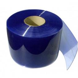 Lama Pvc  Aislante Azul 4mm 50cm