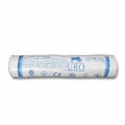 Lana Vidrio 50mm Libre 1.20*12mt Uro (14.4mt2) Certificada (blanco)
